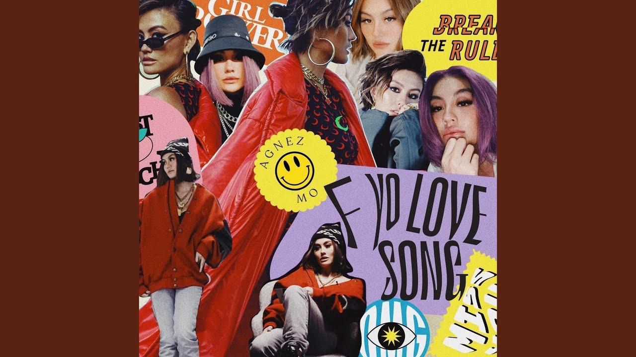Lirik Lagu F Yo Love Song - Agnez Mo dan Terjemahan