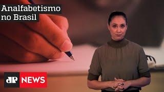 Em pleno século 21, 7% dos brasileiros ainda são analfabetos | Tá Explicado