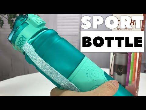 ZORRI 1L Sports Water Bottle Review