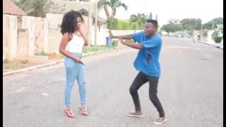 Teknomiles - Duro (Official Dance Video) by Gbeke