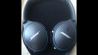 Bose Soundlink 2 Bluetooth Kopfhörer Review / Deutsch
