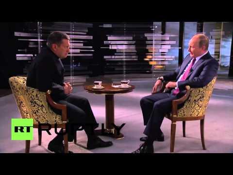 Intervista a Vladimir Putin [11-10-2015]
