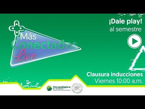 Más Conectados Live - Clausura inducciones viernes 05/02/2021