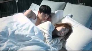 Healer- Ji Chang Wook & Park Min Young Sweet Bed Scene