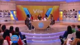 Stana Katic @The View(141110)