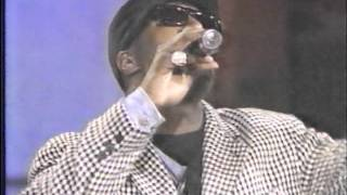 Aaron Hall - Let's chill (live)