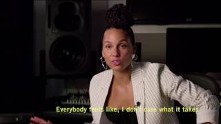 Alicia Keys on being Anmesty International's Ambassador of Conscience