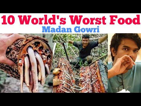 WORLD'S WORST FOOD! | Tamil | Madan Gowri | MG