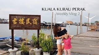 Kuala Kurau Perak, Serene Little Fishing Village [WEEKLY VLOG #002] | Family Bonding