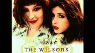 THE WILSONS  CARNIE & WENDY WILSON 'PRETTY POISON' RARE UNRELEASED