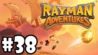 Rayman Adventures (Adventure 91- 92) iOS / Android Gameplay Video - Part 38
