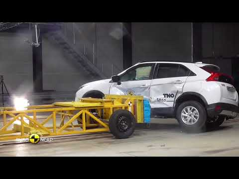 Euro NCAP Crash Test of Mitsubishi Eclipse Cross
