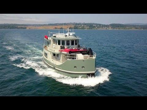 2007 Jay Benford Expedition Long Range Trawler - Calibre Yachts