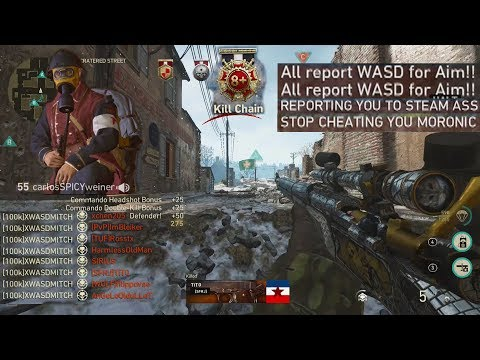 Download How To Snipe On Cod Wwii Video 3GP Mp4 FLV HD Mp3 Download