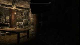 Nick Plays: Skyrim: Lord Balmer's Playground Part 5: 21 minutes of walking...