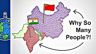 MinuteEarth - Why Do India And China Have So Many People?