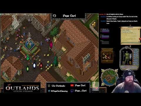 UO Outlands! New Patch? New Dungeon Runs! - смотреть онлайн