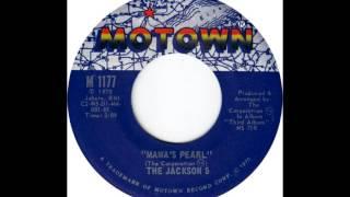 Jackson 5 - Mama's Pearl (mono single version)