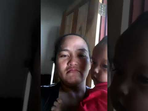 Tak Mau Dipimpin Jokowi, Sambil Menangis Emak Asal Sumsel Ini Minta Prabowo Memisahkan Negara
