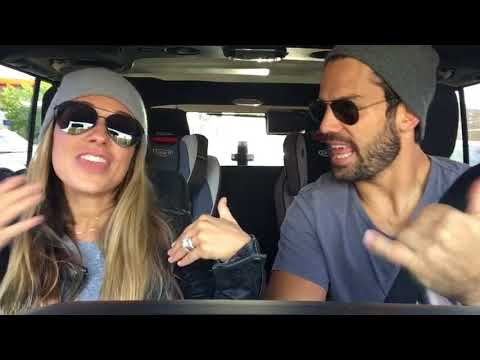 Almost Over You Car Karaoke [Feat. Eric Decker]