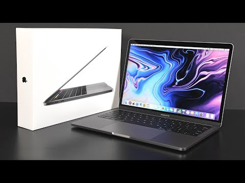 "Apple MacBook Pro 13"" (2018): Unboxing & Review"