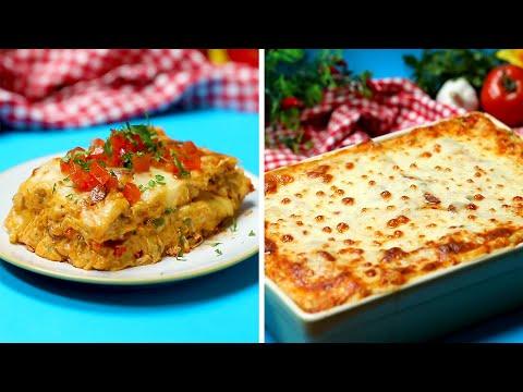 Creamy Delights: 4 Amazing Homemade Lasagna Recipes