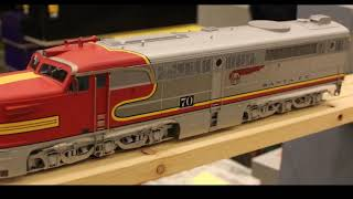Chicago 2018 O Scale Show