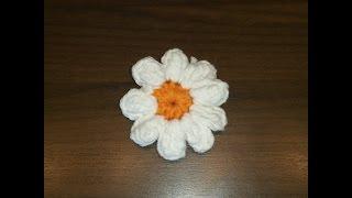 Einfache Blume Häkeln Nur Für Anfänger Geeignet Anleitung