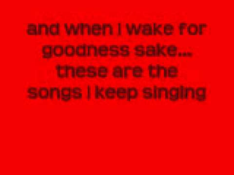 Heart Songs- Weezer (lyrics on screen)