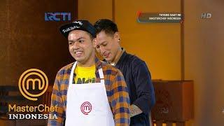 MASTERCHEF INDONESIA - Chef Juna Bangga Dengan Masakan Rial | Audisi 1 | Part 10