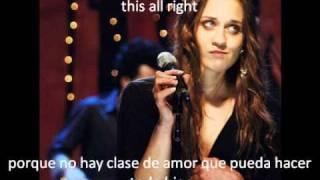 Fiona Apple - The Child is gone (Sub. español e inglés)