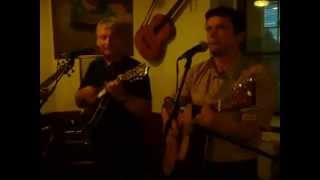 Hrůza  Bluegrass Band  15 8 2014 U Karla  Hradec Králové  Svinary