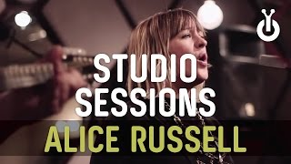 Alice Russell - Citizens I Babylon Studio Session