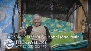 Isobel MacLaurin has been a working artist all her life At 85