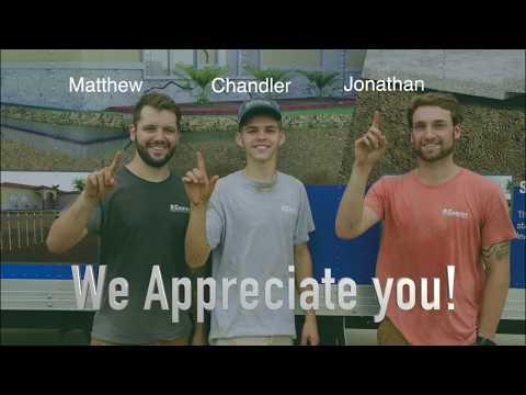 Cantey Crew of the Week feat. Jonathon L. & Crew