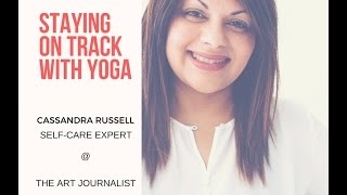{Video} Staying On Track With Yoga
