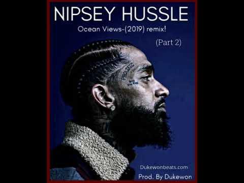 NIPSEY HUSSLE-OCEAN VIEWS-(PROD BY COATSE BEATS) - coatsebeats