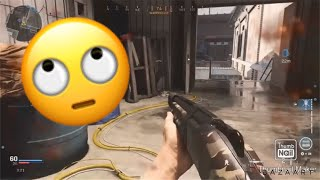 The Hammer 725... (Call Of Duty: Modern Warfare)