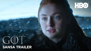 Game of Thrones | Official Sansa Stark Trailer (HBO)