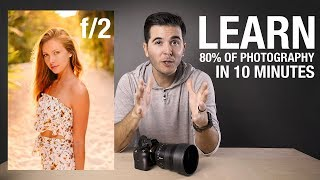 PHOTOGRAPHY BASICS in 10 MINUTES