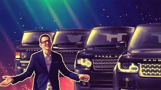 DinDingDon - Range Rover (feat. AcademeG)