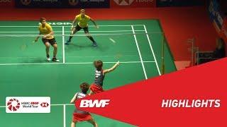 PERODUA Malaysia Masters 2019 | WD - F - HIGHLIGHTS | BWF 2019