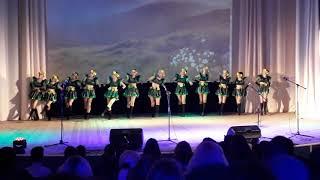 """Балканський танець """"Цукі-цукі"""". Керівник Вікторія Сазонова"""
