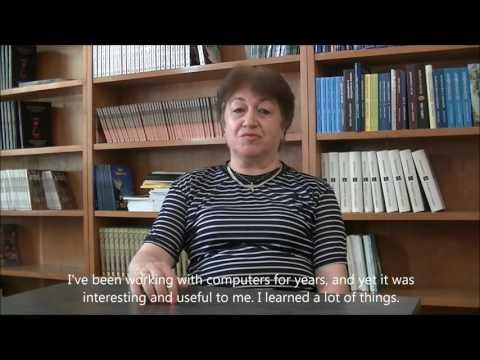 Интервю с Галина Атанасова