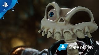 MediEvil | Story Trailer VOSTFR | Exclu PS4
