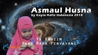 Gambar cover Asmaul Husna by KAYLA Hafiz indonesia 2018