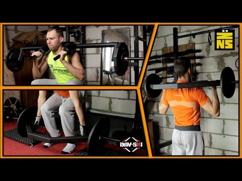 Ćwiczeń zacisnąć mięśnie w ramionach i klatce piersiowej