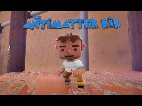 El Niño Antimateria