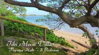 preview picture of video 'Garden View 1-3 bedroom PAPAYA HA-LE' | Tiki Moon Villas: North Shore | Laie, HI'