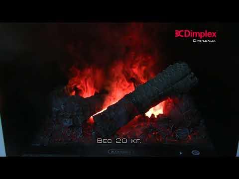 Электрокамин Dimplex Opti-myst Cassette 400 wf Video #1